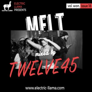 Melt Mix Vol. Won, Issue 18 Mixed By Twelve45