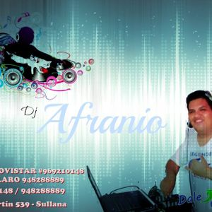 Mix Con CELLO 2K15 JULIO II DJ AfraniO Avellaneda (Exclusive Para Aimi Moda)