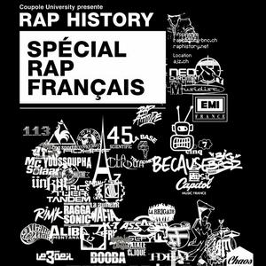 """DJ Wiz - Rap History """"Spécial Rap Français"""" Pt.1"""