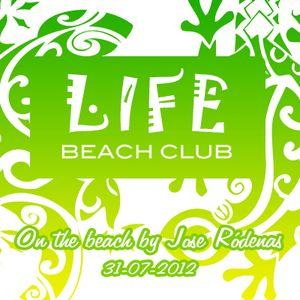 On The Beach 31-07-2012
