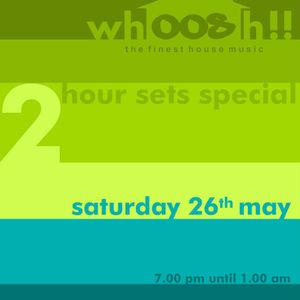 Whoosh 2 hour special on onlyoldskool.com 26.5.12