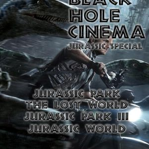 JURASSIC SPECIAL - Jurassic Park, The Lost World: Jurassic Park, Jurassic Park III, Jurassic World -
