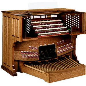 No, Virginia - ep. 3, The Organ!