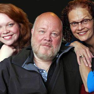 The Bill King Show featuring Richard Margison, Valerie Kuinka and Lauren Margison CIUT 89.5