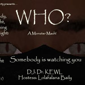 Haunted Hump Day House Party 10.31.12 (WHO?)
