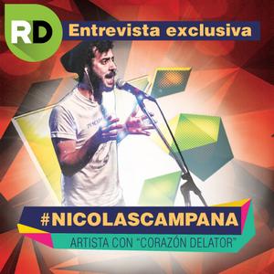 Entrevista a Nicolas Campana en Radio Delzur