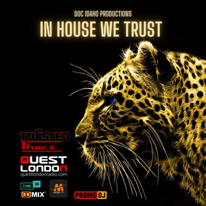 In House We Trust Vol. 43   Guest Mix DrBEERS 20.05.2021