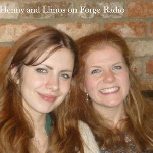 Henny and Llinos 8/5/12