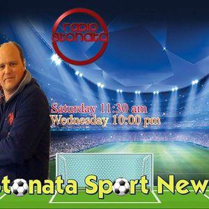 STONATA SPORT NEWS  29esima  puntata 18 gennaio 2017