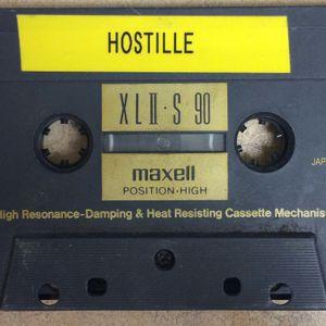 Hostile - Hostile (Rare Mixtape) Hardcore Mix