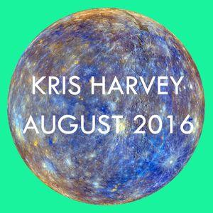 Kris Harvey - 39 - August 2016