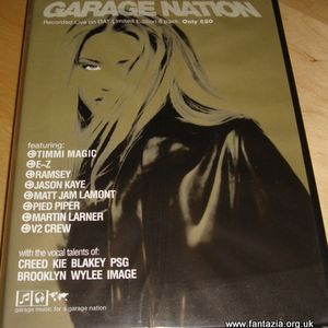 Pied Piper from Garage Nation Gold Edition Tape Pack (2000)