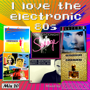 I love the electronic 80's Mix 20
