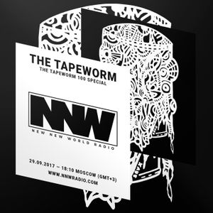"""The Tapeworm 100 Special"" – a radio show for Arthur at New New World Radio"