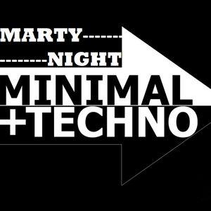 Marty Night-minimal&techno live set (19.10.2010)