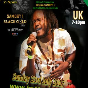 ROCKERS & DUB SHOW MEETS SAMORY-I ALSO TALKING ABOUT PREPARATIONS ON H.I.M EARTHSTRONG