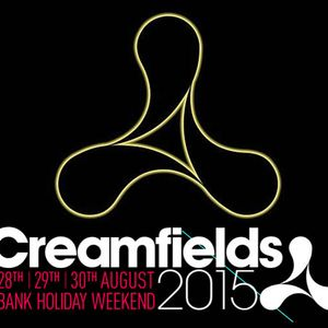 Dannic - Live @ Creamfields 2015 ( Revealed Stage) Full Set