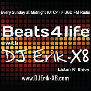 DJ Erik-X8 - Beats 4 life#3