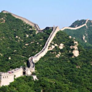 Kelvin Fradley interview - Great Wall Of China trek - 21-06-11 on 6 Towns Radio