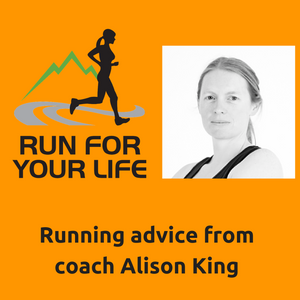 Run For Your Life #31 Interview with Laura Backus aka Fatgirl Ironman Journey