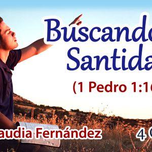 Buscando la Santidad - Claudia Fernández Castro