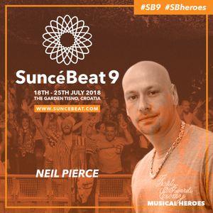 Suncebeat Musical Heroes Mix Series - #4 Neil Pierce