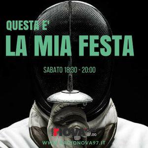 QUESTA E' LA MIA FESTA 03/03/18 - INTERVISTA A MARTINA CRISCIO