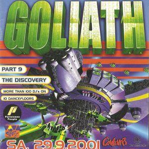 Dumonde - Live @ Goliath 29.09.2001