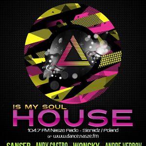 Nasze Radio - Dance Factory - Woncky Live Mix (23 XI 2012)