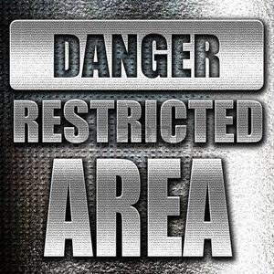 Johnny Lux - Danger Restricted Area