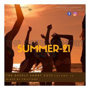 ATC Session_The Deeply Short Cut_Vol. 10_Summer-21