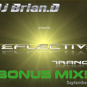 DJ Brian.D - Reflective Trance 006 September 2009 (Bonus Mix)