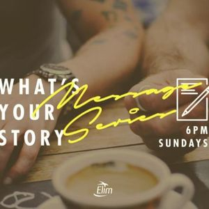 Whats your story part 5 - PM - Adrian Daniel