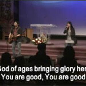 2011/11/27 HolyWave Praise Worship