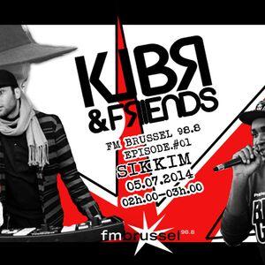 FmBrussel-klbr&friends-Episode1w/Sikkim