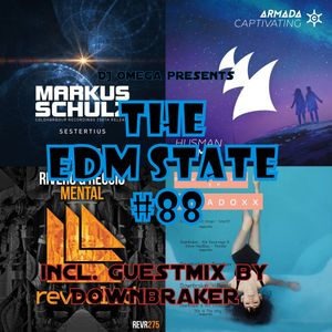 DJ Omega presents The EDM State #88 (incl. Guestmix by Stephan Tosh)