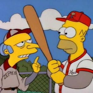 Episode 22 - 316 Bart The Lover And 317 Homer At The Bat (with Dr. Ife Abiola)