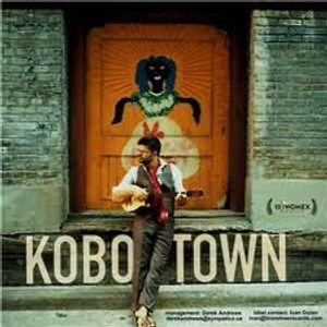 ITW KOBO TOWN - musiques métisses - juin 2012