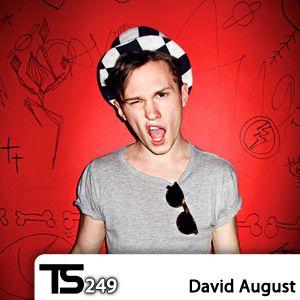 Tsugi Podcast 249 : David August
