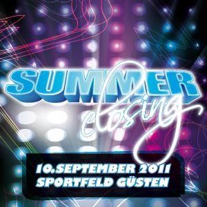 Summer Closing LIVE #1.1