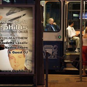Phil Matthew @ Orphilus Nightlounge #17 (02.07.2016)