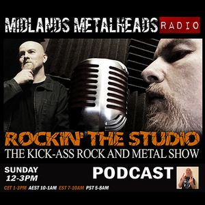 Rockin the studio Podcast for 23.07.2017
