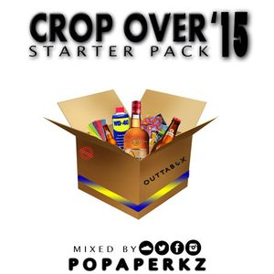 POPAPERKZ - CROP OVER STARTER PACK 2015