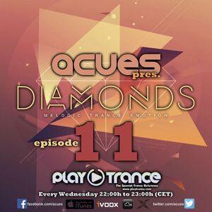 Acues - Diamonds Ep 11 (23-03-16)