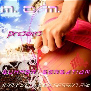 M. D. M. - Summer Sensation (Romanian Dance Session 2011)