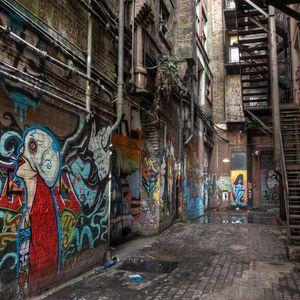 No Boats - Back Alley Mix