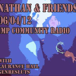 Nathan & Friends on IMP Radio 06/04/12