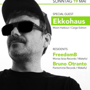 Bruno Otranto @ Wakeful (Golden Gate Club) [Berlin] 19.05.2013 -Part2-