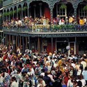 Happy Hour @ Mardi Gras 2001