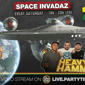 Space Invadaz Radio Chapitre 2 Ep.41 (09-06-2018) Guest Heavy Hammer (Italia)